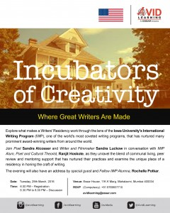 Incubators of Creativity1