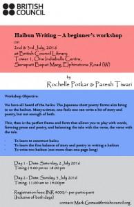 Haibun-writing workshop1