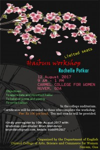 haibun workshop 1
