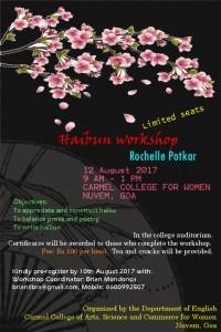 haibun workshop 1